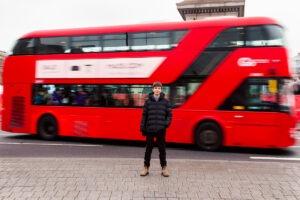 תחבורה ציבורית בלונדון- כל הדרכים להתנייד בלונדון